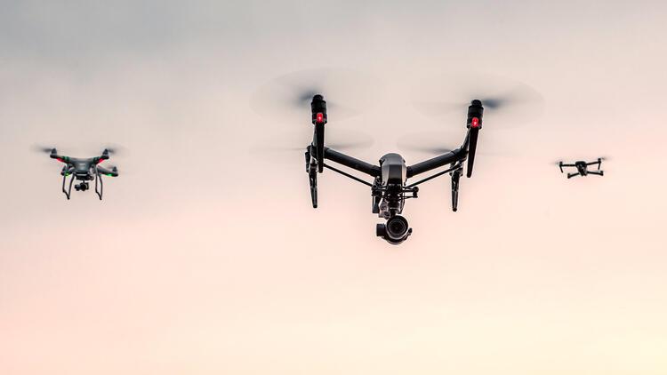 Polis drone