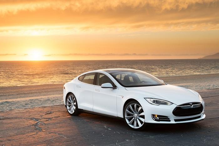 Çin'de Üretilen İlk Teslalar