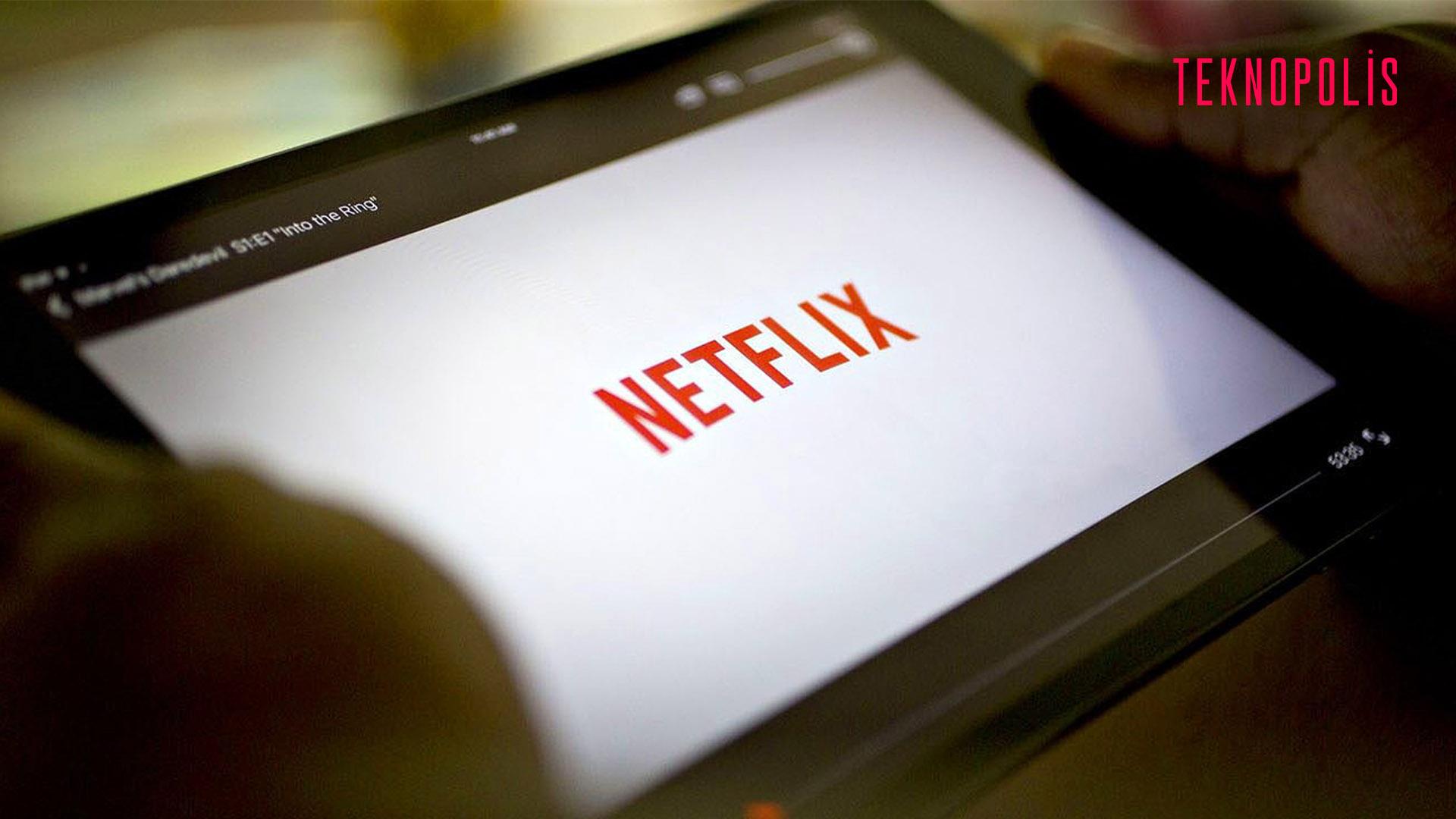 TBMM'den Netflix'e Kısıtlama Geldi!