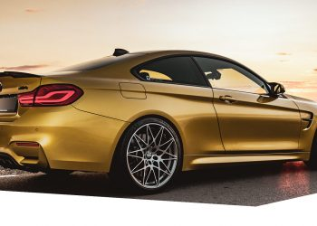 BMW M4 Coupé Tasarım Ortaya Çıktı!