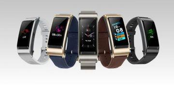 Akıllı bileklik: Huawei TalkBand B6!