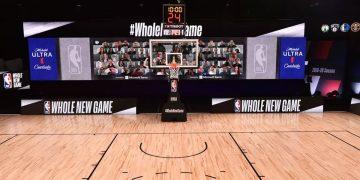 NBA, Maçlarında 'Sanal Seyirci' Yerleştirecek!