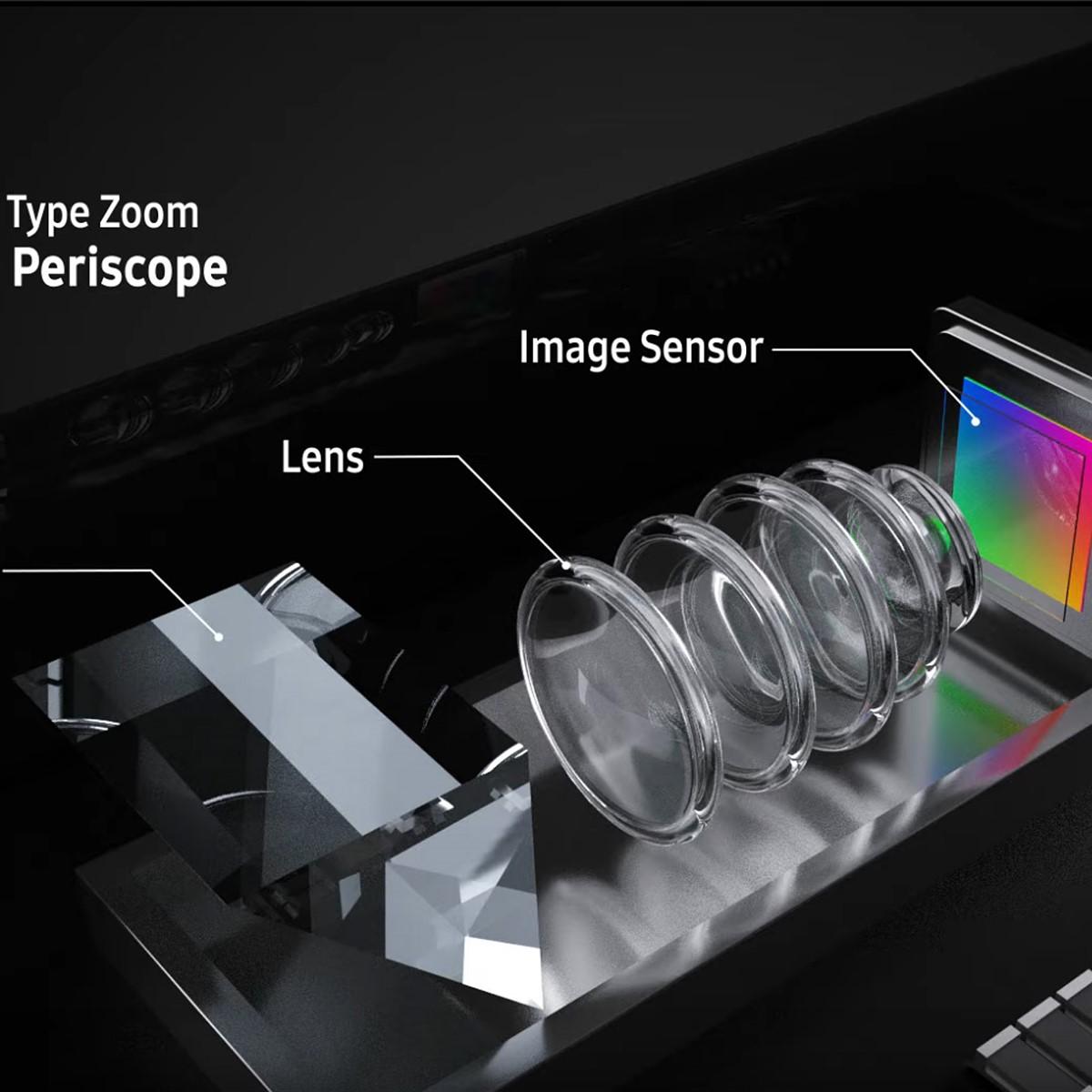 2022 iPhone, Periskop Mercekli Kameralı!