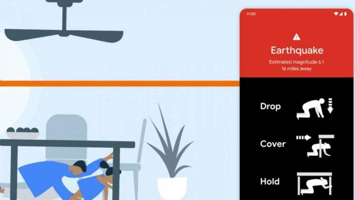 Android Telefonlar Deprem Tespiti Yapabilecek!