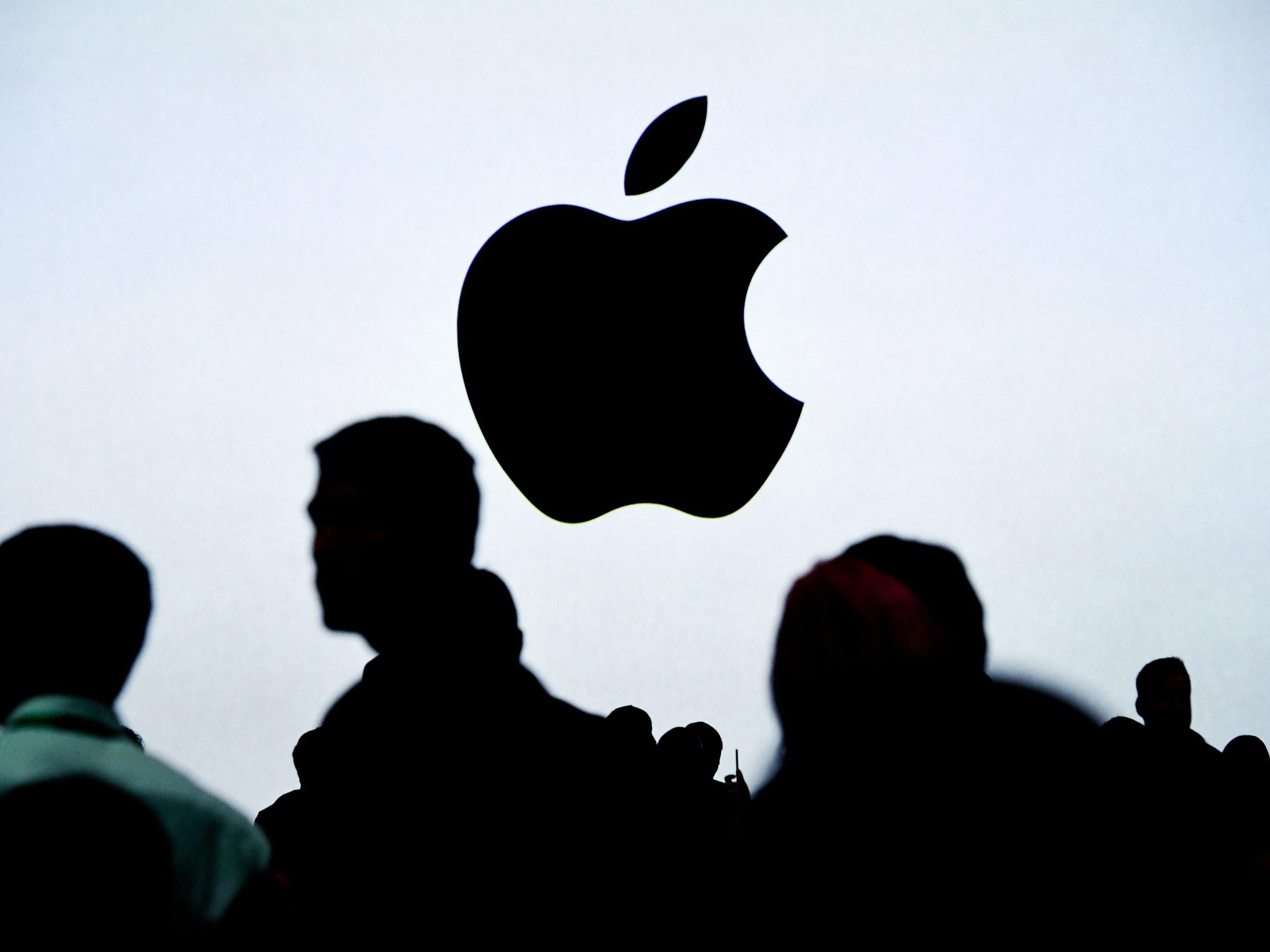 Apple benzer logolu şirketlere dava açtı!
