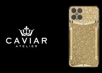 Altın kaplamalı iPhone 12 Pro; Bir ev parası!
