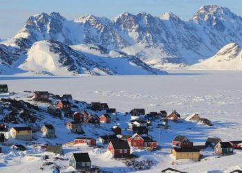 İnsanlık için büyük tehlike! Grönland buzulları eriyor...