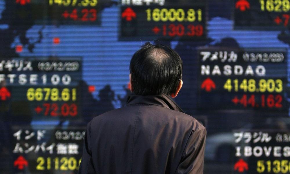 Japon Ekonomisi Büyük Düşüş Yaşıyor!