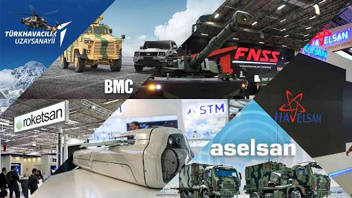 7 Türk şirketi Dünyanın en büyük savunma sanayi şirketleri arasında!