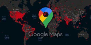 Google, Haritalarda COVID-19 Verilerini Gösterecek!