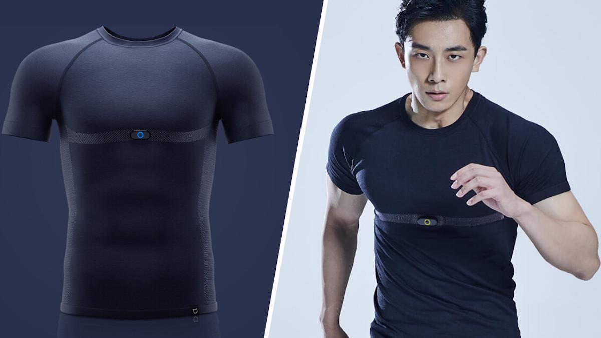 Xiaomi EKG Çekebilen Tişört Sundu!