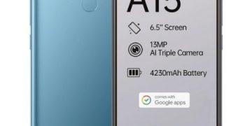 Oppo A15 Tanıtıldı! Fiyat ve Özellikleri!