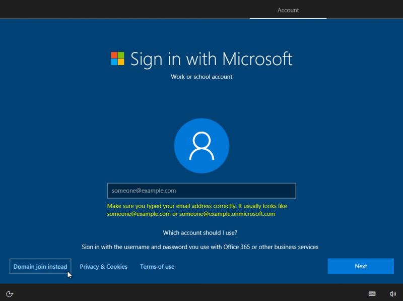 Windows 10 Kurulum Ekranını Değişiyor!