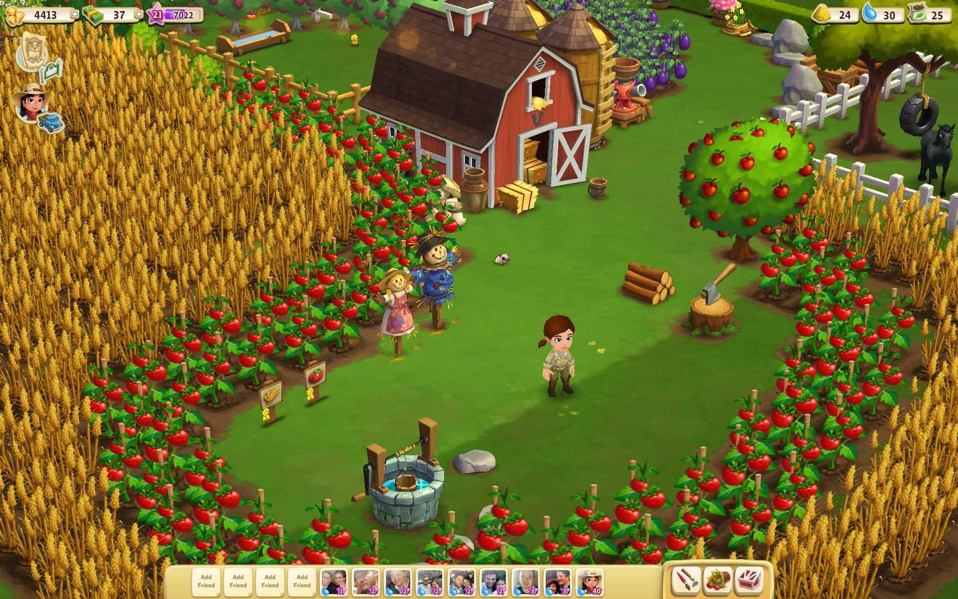 Yılların Oyunu Farmville Facebookta Kapanıyor!