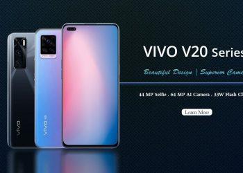 VİVO V20 Pro ve V20 SE Hindistan'da Piyasaya Sürülüyor!