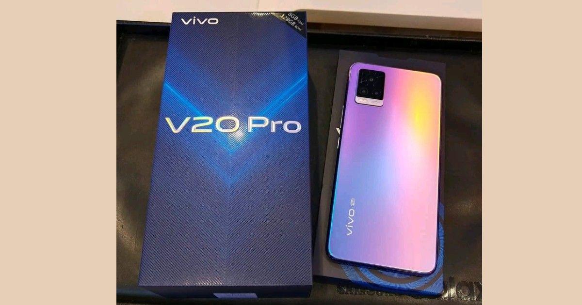 VİVO V20 Pro Özellikleri!