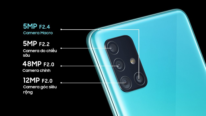 Galaxy A51 Kamera Görüntüleri Sızdırıldı!