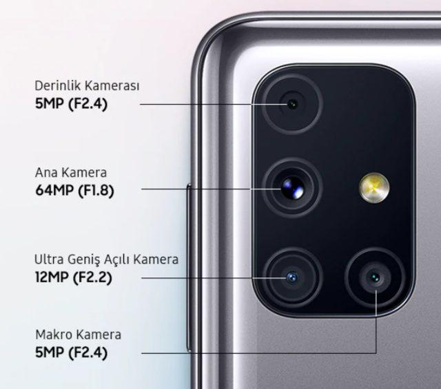 Galaxy M31s Ön Siparişe Açıldı!