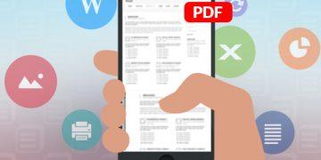 iPhone'da Web Sayfası PDF Olarak Nasıl Kaydedilir?