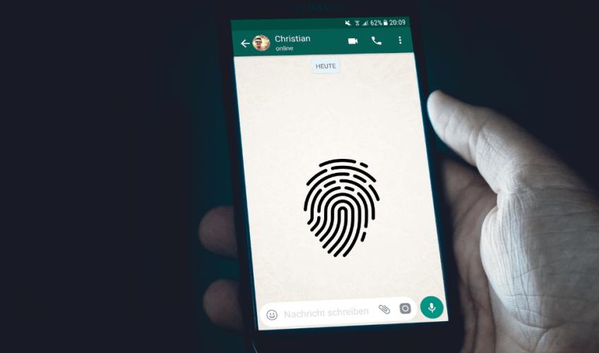 Android İçin Whatsapp'ta Parmak İzi Kilidi Nasıl Aktif Edilir?
