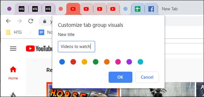 Chrome Sekme Gruplandırma Nedir Nasıl Açılır?