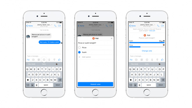 Facebook Messenger'da Anket Nasıl Oluşturulur?