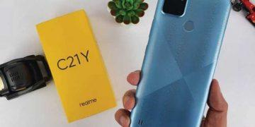 Uygun Fiyatı İle Realme C21Y Tanıtıldı!