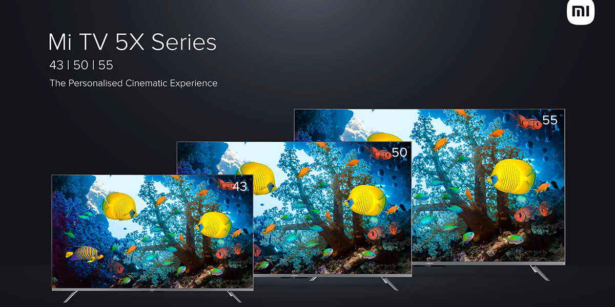 Android TV 10 ile Mi TV 5X Hindistan'da Piyasaya Sürüldü: Fiyat, Özellikler