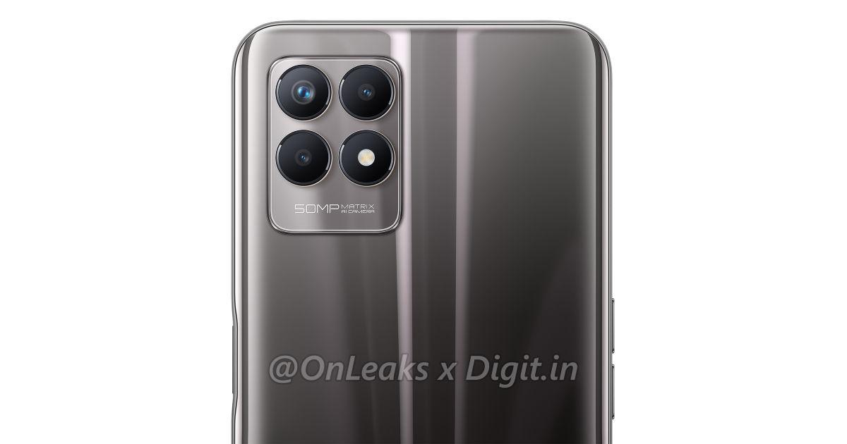 Realme 8i tasarımı ve teknik özellikleri açıklandı