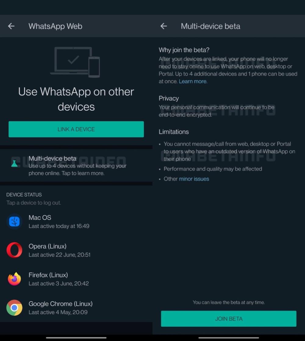 WhatsApp 90 gün sonra kaybolan mesajları test ediyor