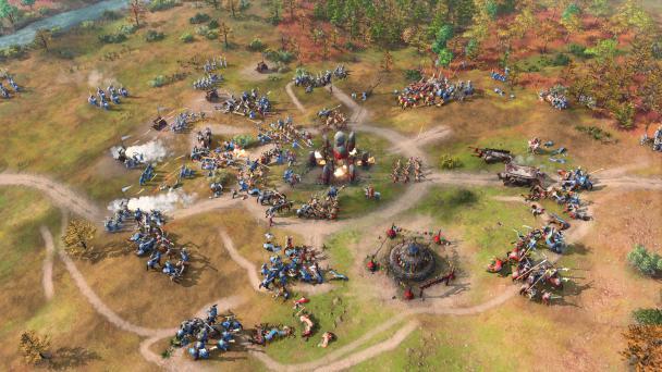 """""""Age of Empires 4"""": Açık test aşaması Cuma günü başlıyor"""