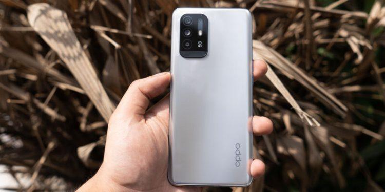 Akıllı telefon Oppo F19'