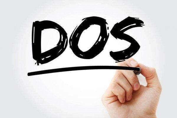 DOS – Disk işletim sistemi nedir?