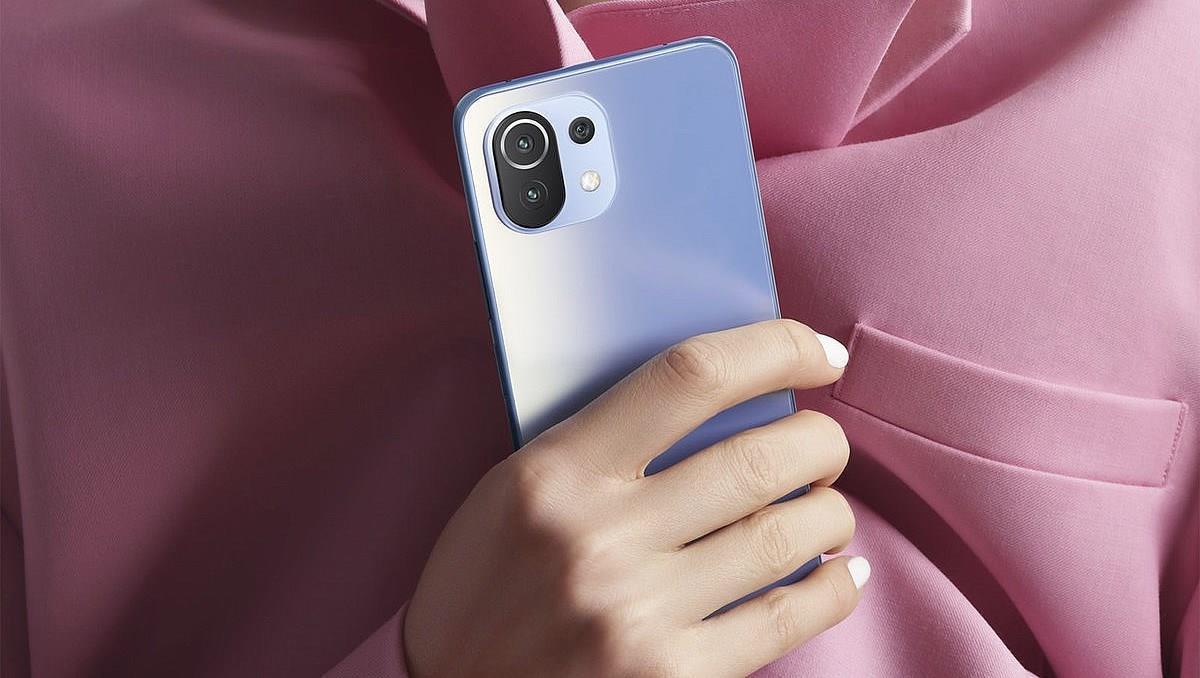 Xiaomi,11 Lite 5G NE tanıttı!